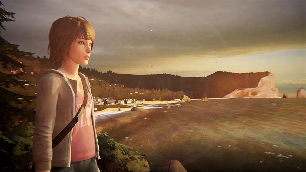 ライフ イズ ストレンジ(Life is Strange) PC ゲームの舞台となる豊かな自然に囲まれた海沿いの町『アルカディア・ベイ』スクリーンショット