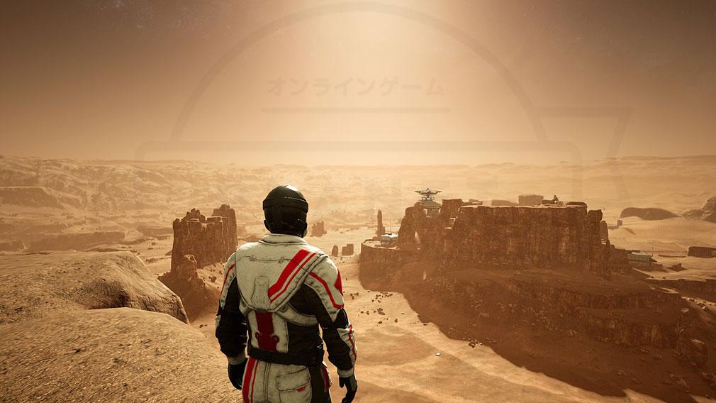 Memories of Mars(メモリースオブマーズ) PC メインイメージ
