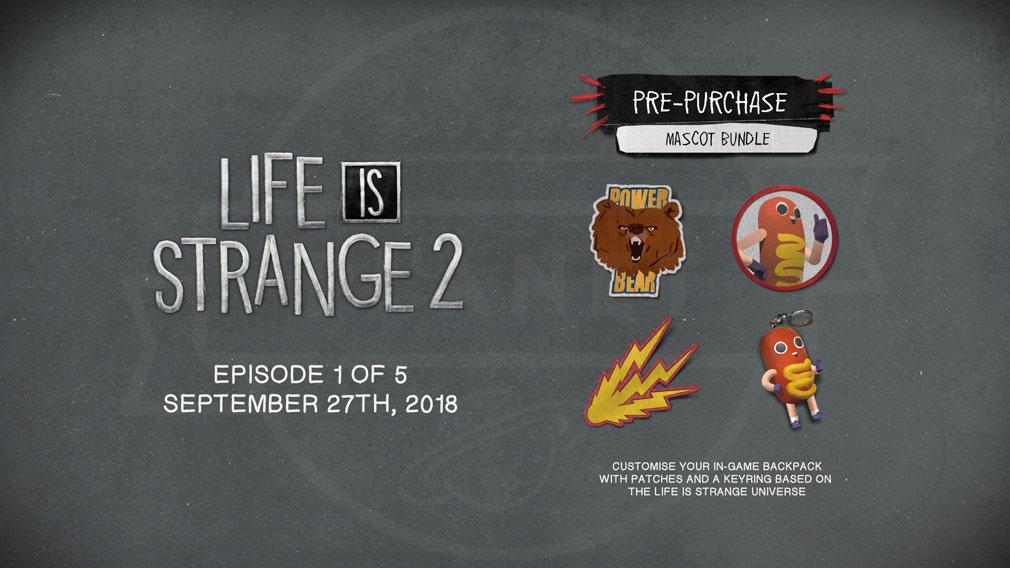 ライフ イズ ストレンジ2(Life is Strange 2) PC スクリーンショット