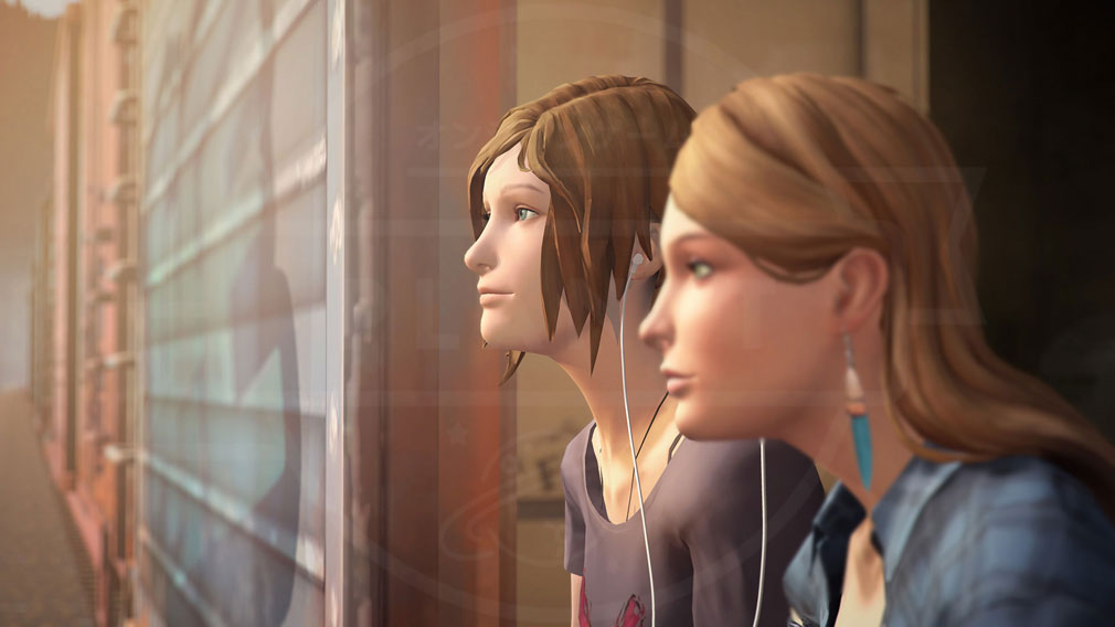 ライフ イズ ストレンジ ビフォア ザ ストーム(Life is Strange Before the Storm) PC 『レイチェル・アンバー』と『クロエ』スクリーンショット