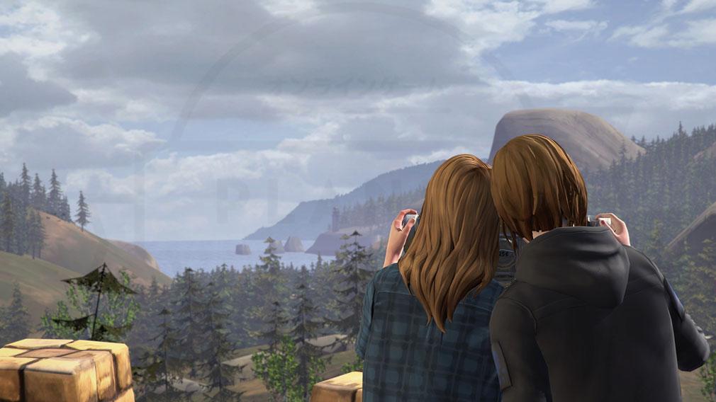 ライフ イズ ストレンジ ビフォア ザ ストーム(Life is Strange Before the Storm) PC クロエとレイチェルの過去の物語スクリーンショット