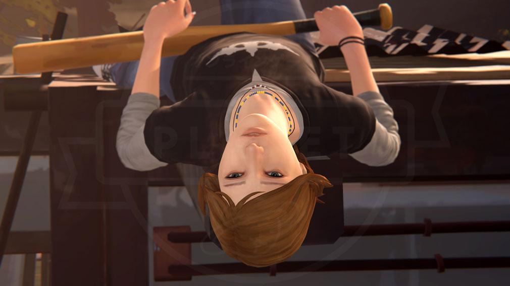 ライフ イズ ストレンジ ビフォア ザ ストーム(Life is Strange Before the Storm) PC 主人公『クロエ(Chloe Price)』CV:Lynnスクリーンショット