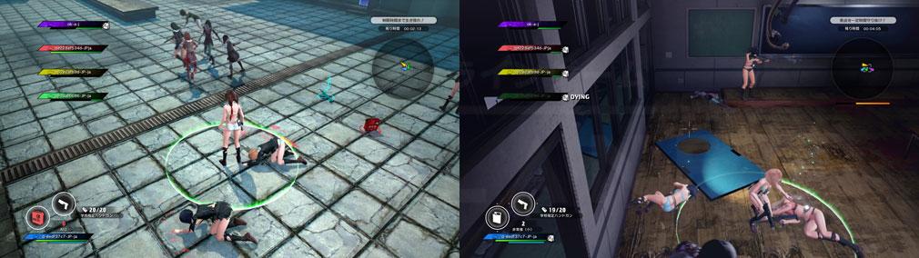 スクールガールゾンビハンター (SG/ZH School Girl/Zombie Hunter) PC 『AED』で復活させるスクリーンショット