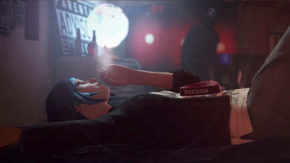 ライフ イズ ストレンジ(Life is Strange) PC タバコを吸うクロエスクリーンショット