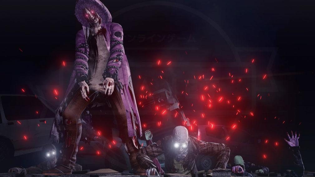 スクールガールゾンビハンター (SG/ZH School Girl/Zombie Hunter) PC 『レン(CV:福間竣兵)』スクリーンショット