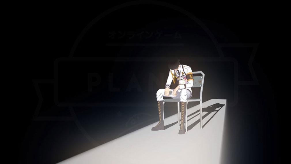カタルシステージ!(カタステ) PC 藍墨 涼(アイズミ リョウ)闇の中のイメージ