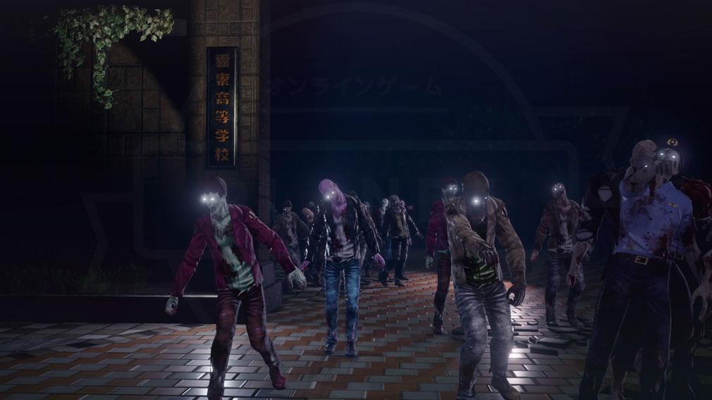 """スクールガールゾンビハンター (SG/ZH School Girl/Zombie Hunter) PC 文武両道を掲げる名門校""""霧索高等学校""""に溢れるゾンビ"""