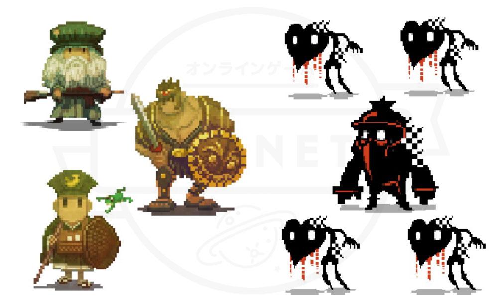 My Crypto Heroes(マイクリプトヒーローズ) PC 『クエスト』イメージ