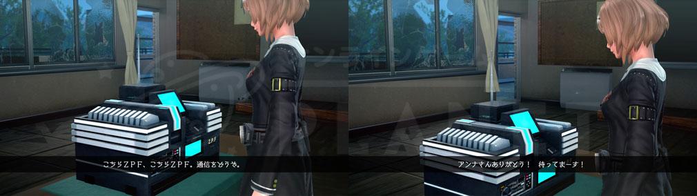 スクールガールゾンビハンター (SG/ZH School Girl/Zombie Hunter) PC ゾンビ討伐軍『ZPF』という組織に属してサポートする『アンナ(CV:雨谷和砂)』