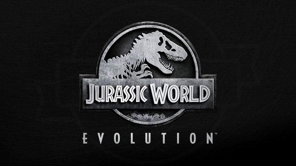 ジュラシック ワールド エボリューション(Jurassic World Evolution) PC ロゴイメージ