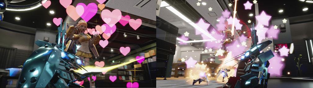 """New ガンダムブレイカー PC """"すーぱーふみな""""が出現する唯一のミッションスクリーンショット"""