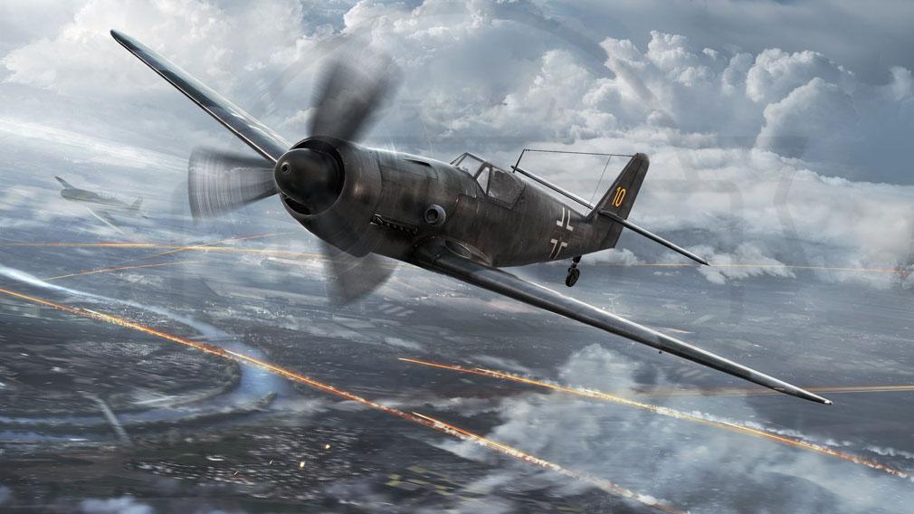 World of Warplanes (WoWP) ワールドオブウォープレインズ 戦闘機クラススクリーンショット