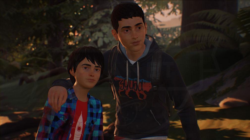 ライフ イズ ストレンジ2(Life is Strange 2) PC 二人の兄弟のスクリーンショット