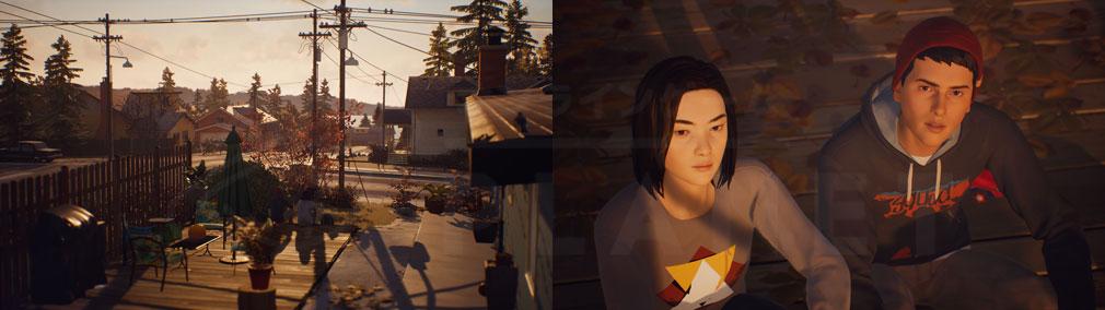 ライフ イズ ストレンジ2(Life is Strange 2) PC 家、人物スクリーンショット