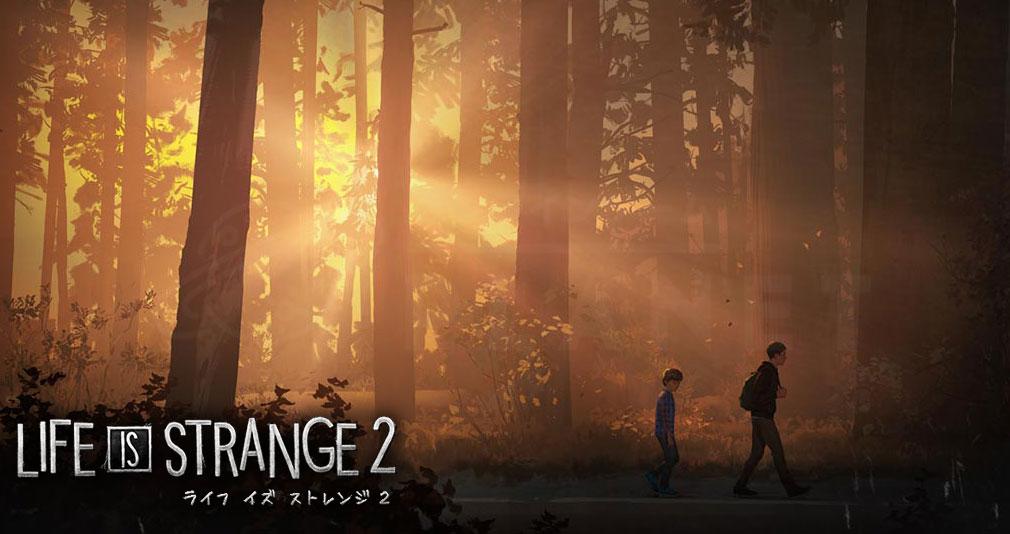 ライフ イズ ストレンジ2(Life is Strange 2) フッターイメージ