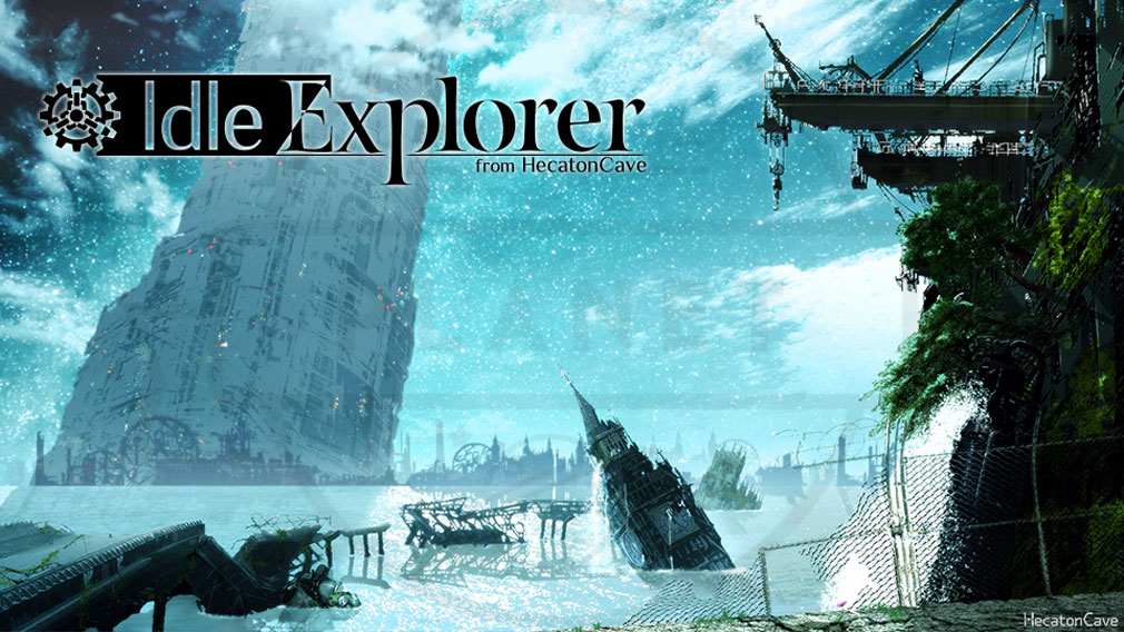 Idle Explorer(アイドル エクスプローラー) キービジュアル