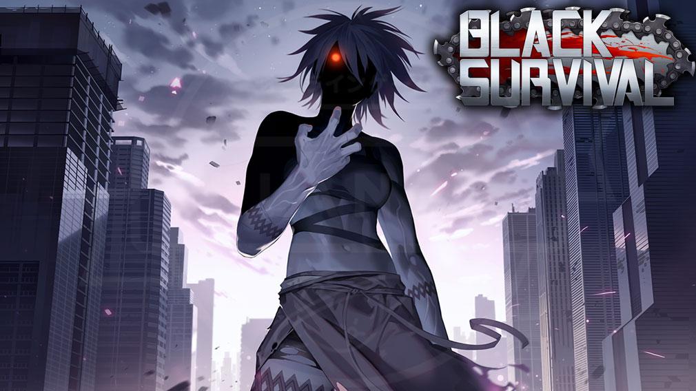 Black Survival(ブラックサバイバル)ブラサバ 世界観イメージ