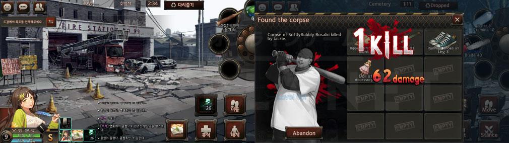 Black Survival(ブラックサバイバル)ブラサバ 探索、KILLスクリーンショット
