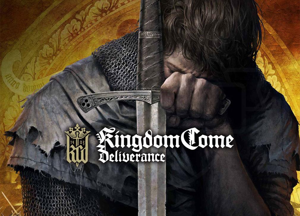 キングダムカム・デリバランス(Kingdom Come: Deliverance) キービジュアル