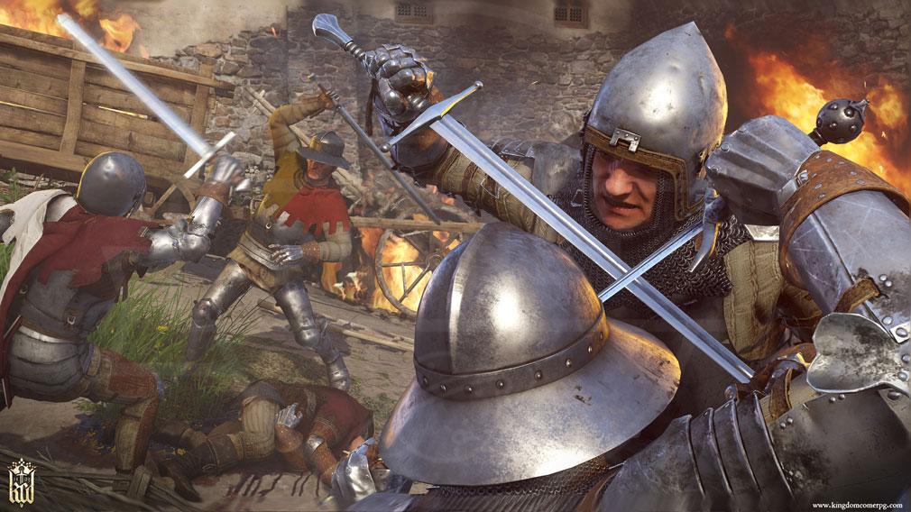 キングダムカム・デリバランス(Kingdom Come: Deliverance) 中世の戦争スクリーンショット