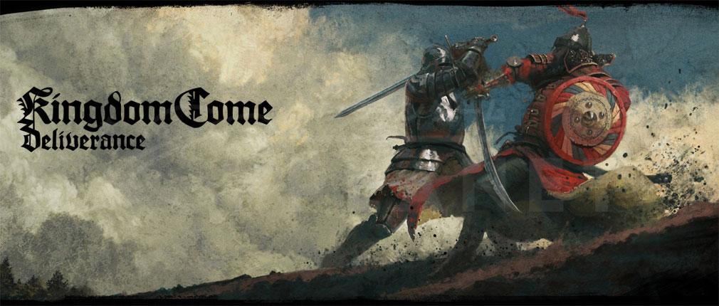 キングダムカム・デリバランス(Kingdom Come: Deliverance) フッターイメージ