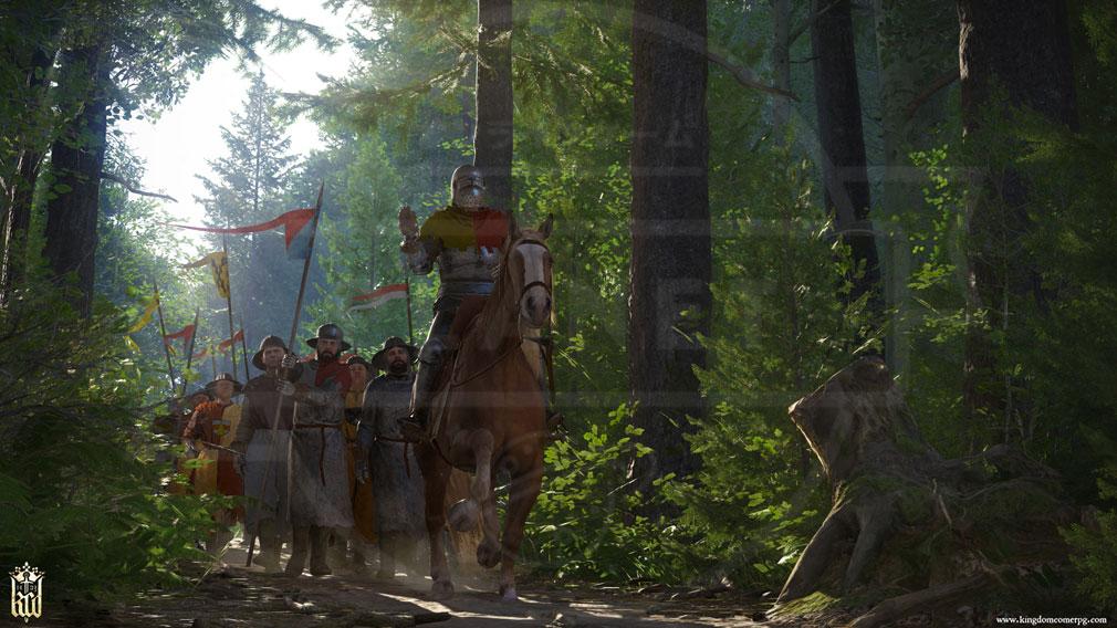 キングダムカム・デリバランス(Kingdom Come: Deliverance) 小国『ボヘミア公国』が舞台のスクリーンショット