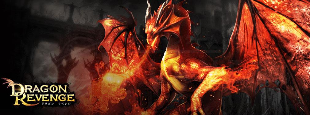 DRAGON REVENGE(ドラゴンリベンジ) フッターイメージ