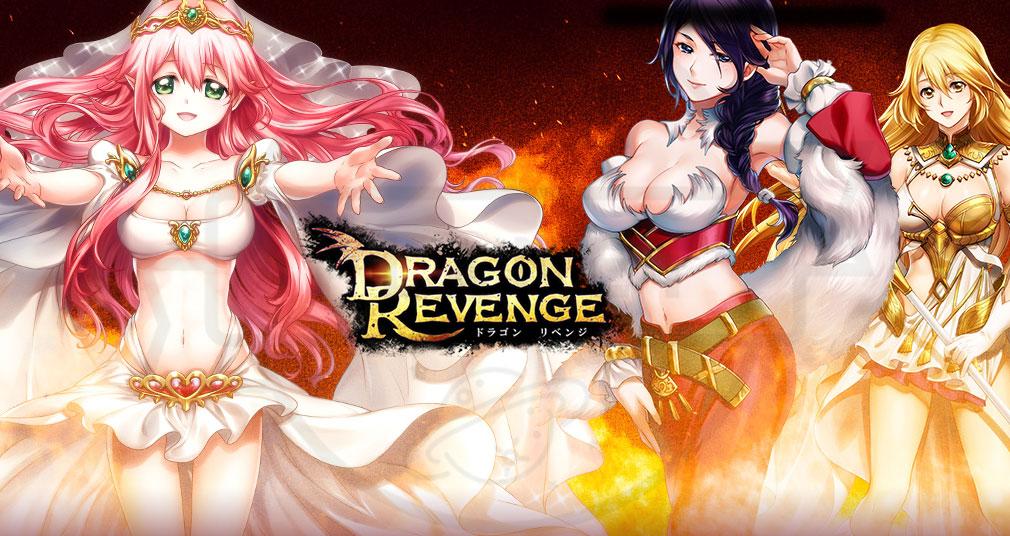 DRAGON REVENGE(ドラゴンリベンジ) 世界観紹介イメージ