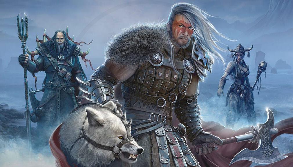 ヴァイキング -クランの戦争- 世界観イメージ