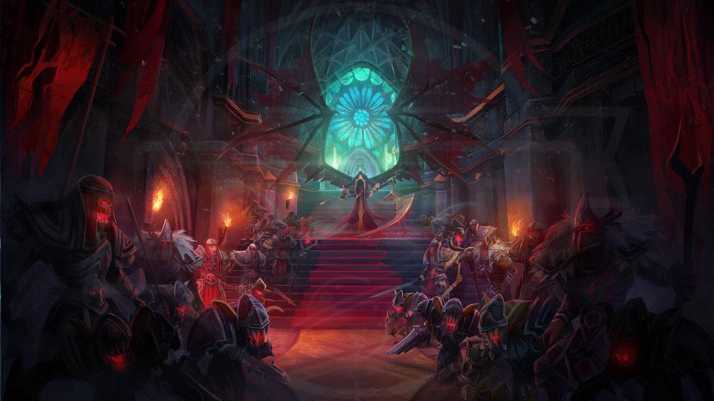 Pagan Online(ペイガン オンライン) ダークな世界観アートワークス