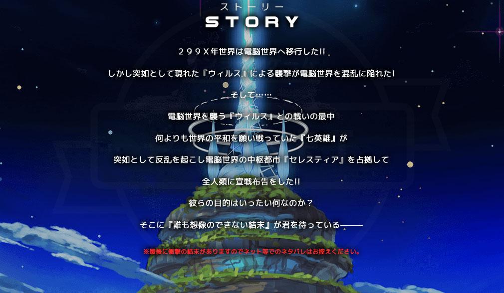 アバタードライブ:Re(アバドラ) PC 物語イメージ