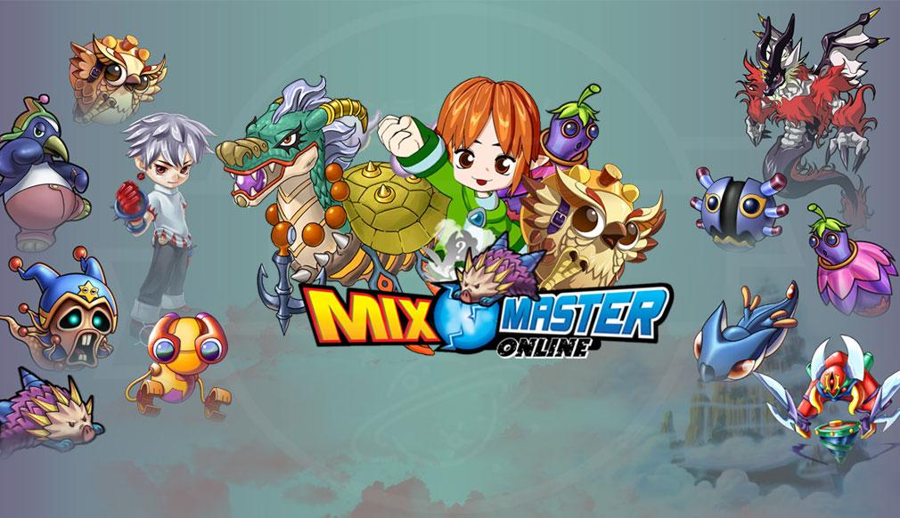 ミックスマスターJP (MIX MASTER) キービジュアル