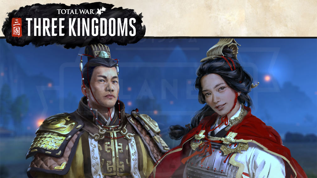 Total War: THREE KINGDOMS (Win PC) 『Guanxi(関係)システム』紹介イメージ