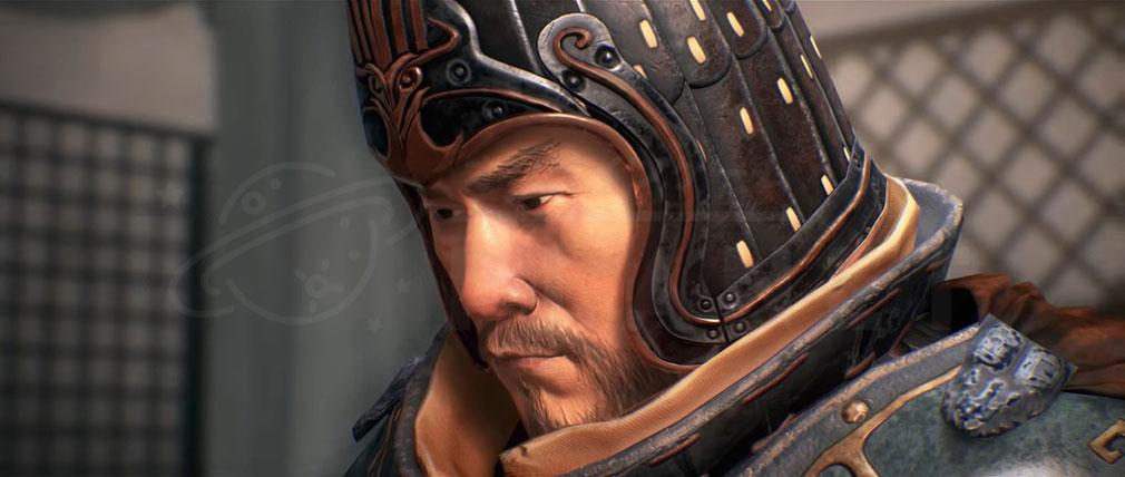 Total War: THREE KINGDOMS (Win PC) 認識や思想までもを取り入れて開発されたキャラクターシステム紹介イメージ