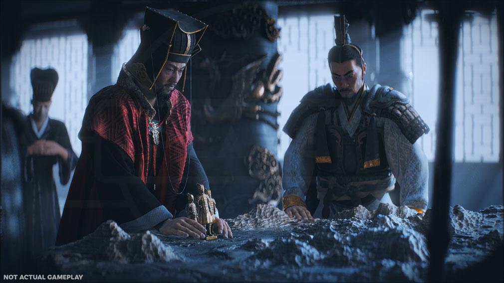 Total War: THREE KINGDOMS (Win PC) 三国志演義をテーマにしたエピソードスクリーンショット