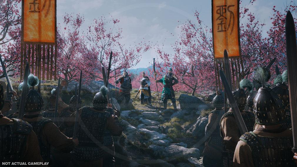 Total War: THREE KINGDOMS (Win PC) 三国志に基づくエピソードスクリーンショット