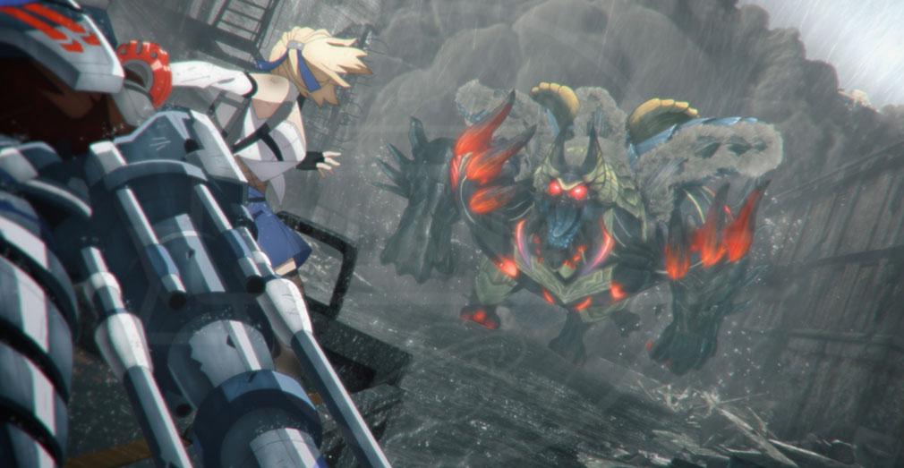 GOD EATER 3(ゴッドイーター3) GE3 PC ufotableが担当したアニメーションカットシーン