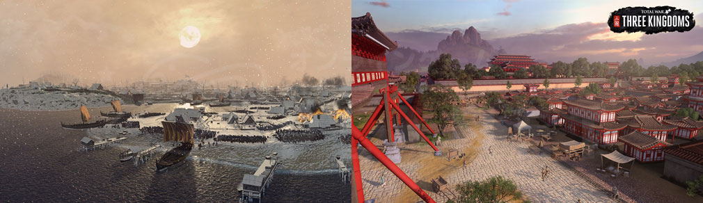 Total War: THREE KINGDOMS (Win PC) 古代中国が再現された世界のスクリーンショット