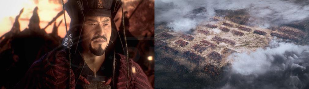 Total War: THREE KINGDOMS (Win PC) 軍勢バトル、キャラクターグラフィックススクリーンショット