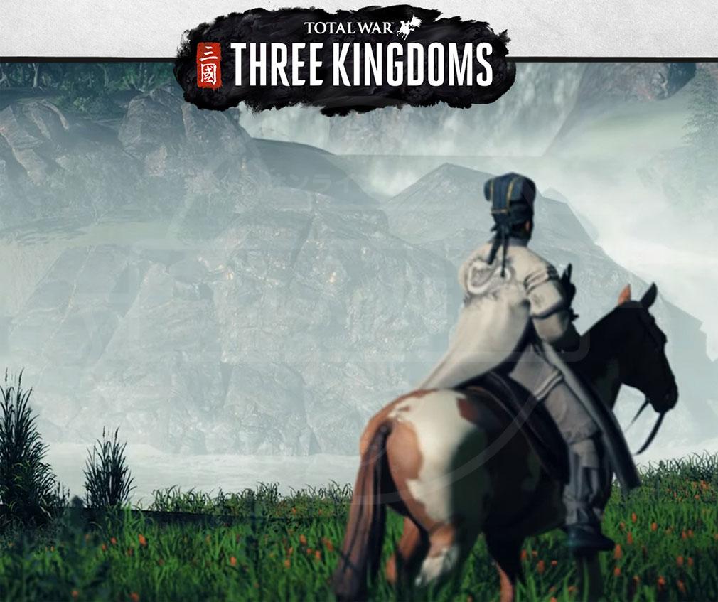 Total War: THREE KINGDOMS (Win PC) 190年代の古代中国で生きる劉備の世界観イメージ