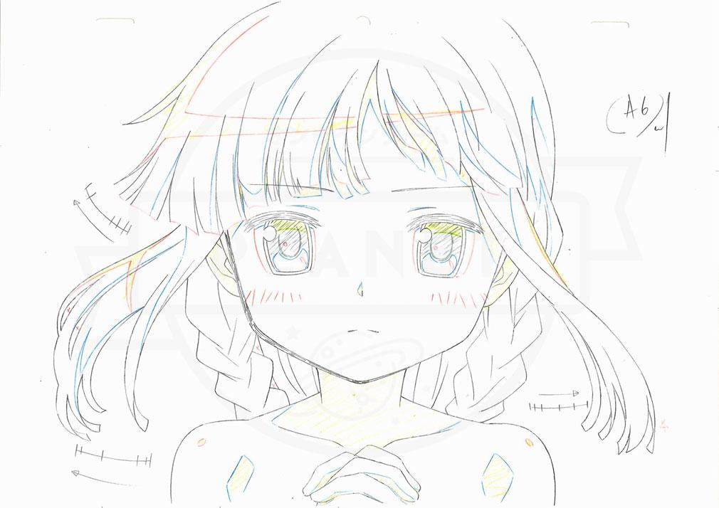 マギアレコード(マギレコ) 魔法少女まどか☆マギカ外伝 PC版 シャフトが制作した『環いろは』の変身アニメーション原画