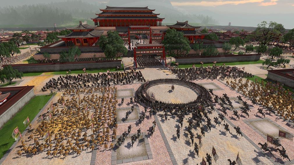 Total War: THREE KINGDOMS (Win PC) 大規模バトルスクリーンショット