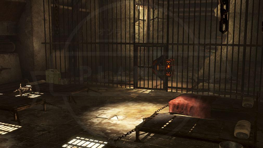 GOD EATER 3(ゴッドイーター3) GE3 PC ミナト『ペニーウォート』の奴隷のような部屋のスクリーンショット