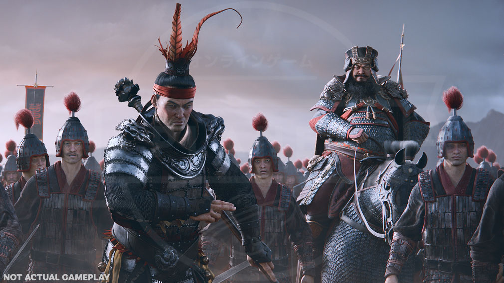 Total War: THREE KINGDOMS (Win PC) 董卓軍が登場するスクリーンショット