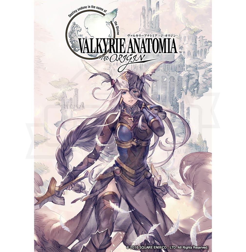 VALKYRIE ANATOMIA -THE ORIGIN- (ヴァルキリーアナトミア ジ オリジン) PC キービジュアル