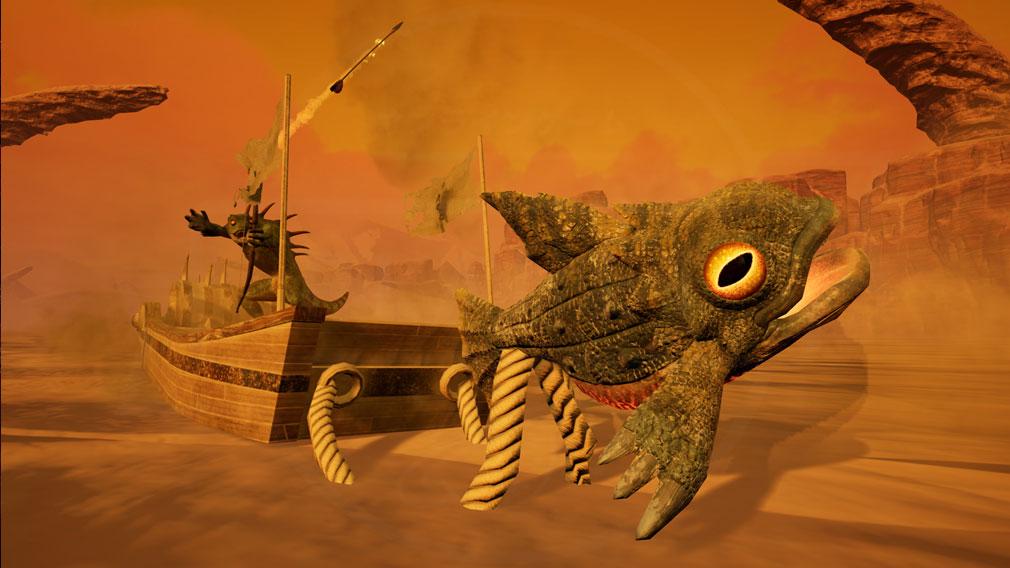 TITAN SLAYER2(タイタンスレイヤー2) 砂漠モードスクリーンショット