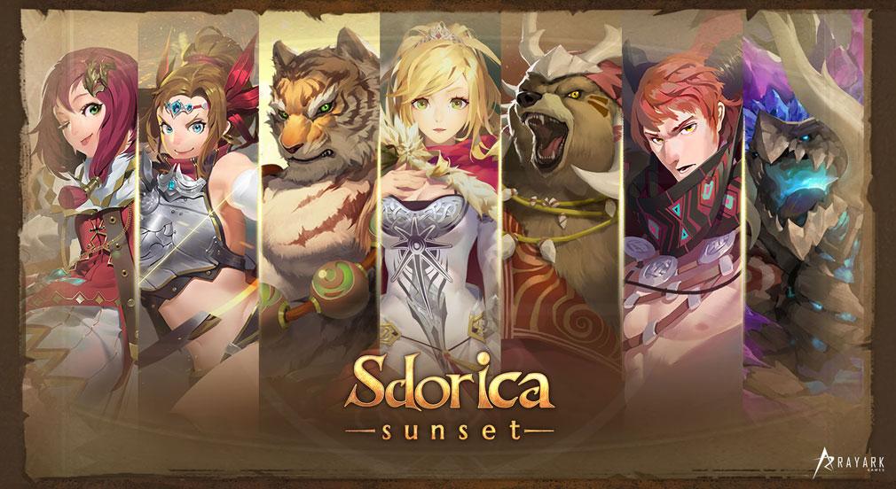 Sdorica(スドリカ) キャラクタービジュアルイメージ