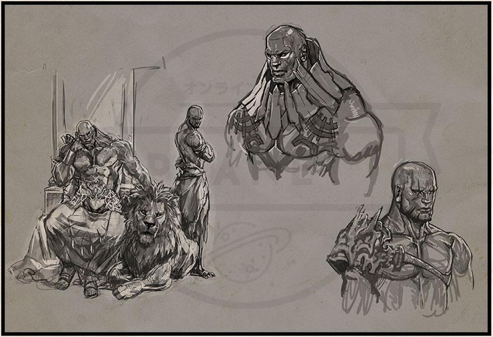 De Lithe(ディライズ) 忘却の真王と盟約の天使 人間だった頃のグラムリース『グラムリース・セルス』紹介イメージ