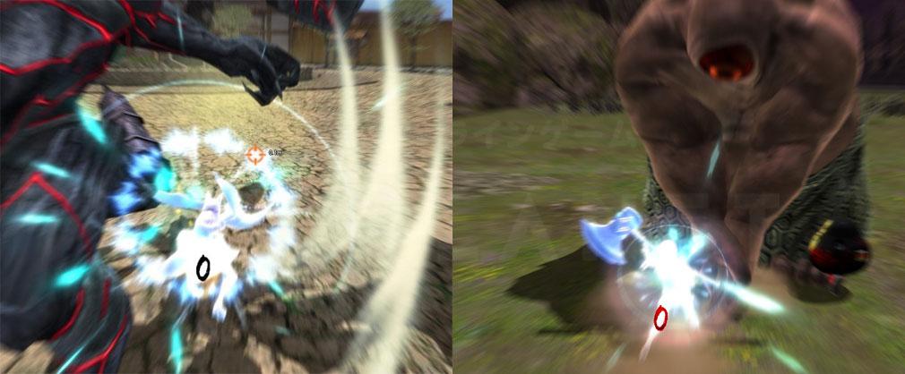 鬼斬(Onigiri) 『ジャストガード』で被ダメージ0のスクリーンショット
