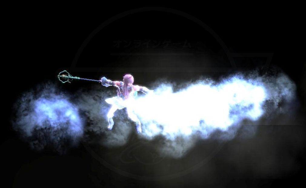 鬼斬(Onigiri) パーティープレイによる連携バトルスクリーンショット